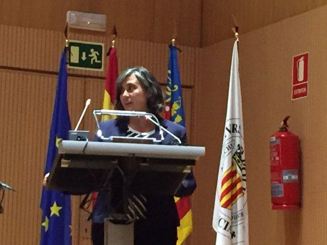La directora de Movilidad de Cort, galardonada en Valencia