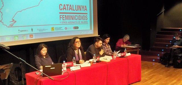 Maritza Buitrago, Graciela Atencio, Quique Badía y Sonia Herrera