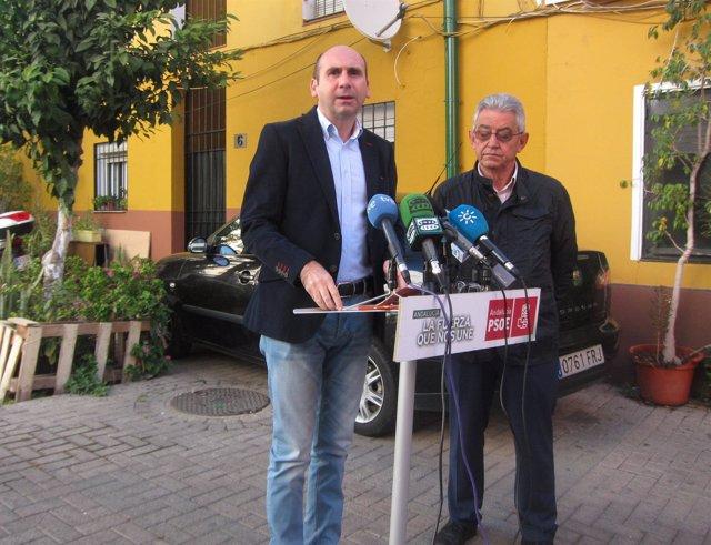Francisco Conejo, PSOE-A