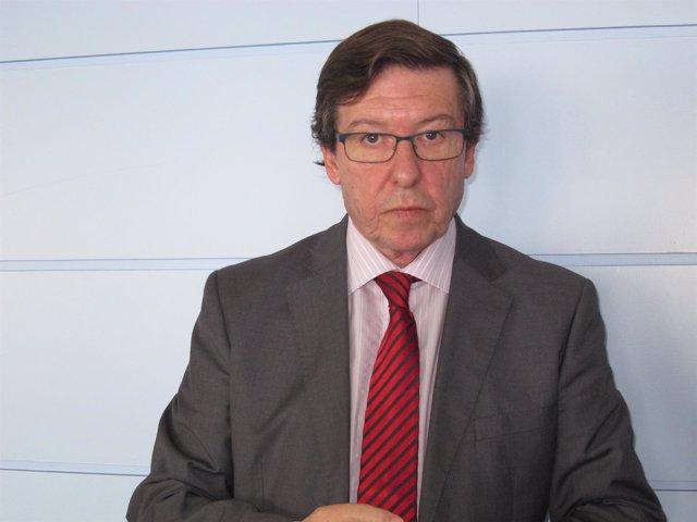 El diputado provincial por el PSdeG Carlos López Font
