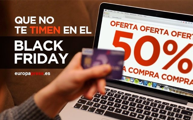 Portadilla Black Friday