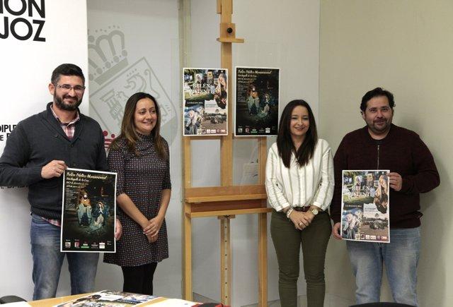 Fotos El Belén Bíblico Santa Ángela De Jerez, El Mayor Del Mundo, Se Traslada Al