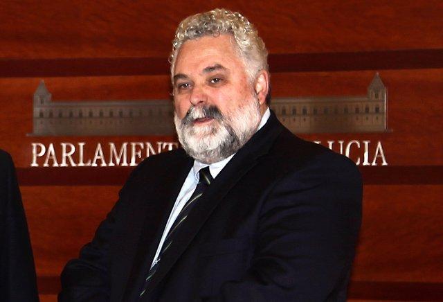 El Fiscal Superior de Andalucía, Jesús García Calderón