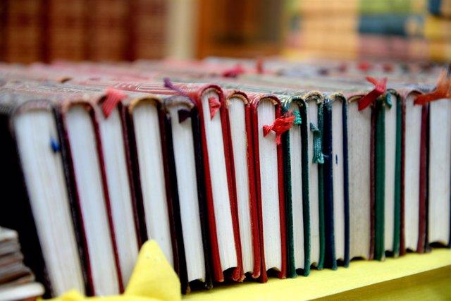 Libros. Sant Jordi 2014