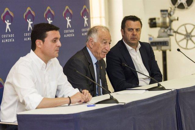 Fical cuenta con el patrocinio de Cosentino, Sehrs Viajes y Payés Cruz.