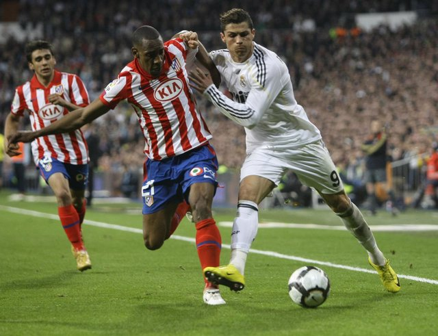 Luis Amaranto Perea Atlético de Madrid