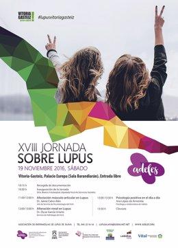 Jornada sobre lupus