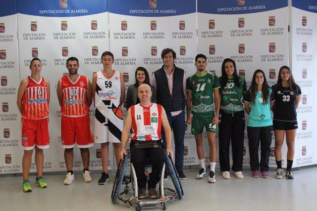 El Moisés Ruiz se llena de equipos almerienses en alta competición.