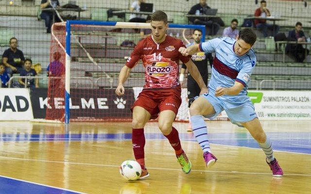 ElPozo derrota al Levante en la LNFS
