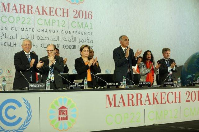 Proclamación de la Acción de Marrakech