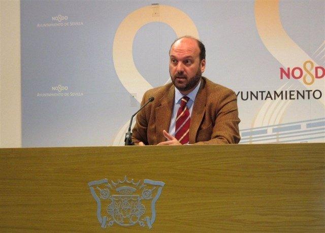 Francisco Luis Pérez Guerrero, jefe de Gabinete del ministro Zoido