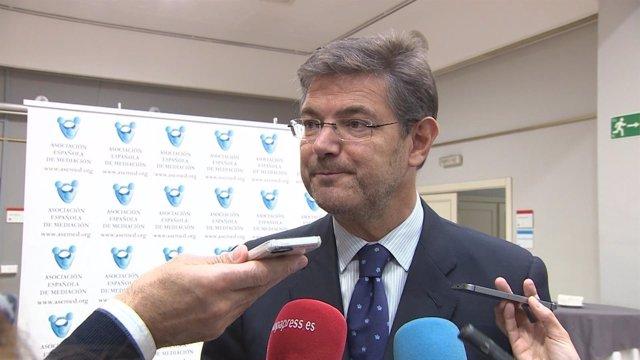 Catalá, ministro de Justicia