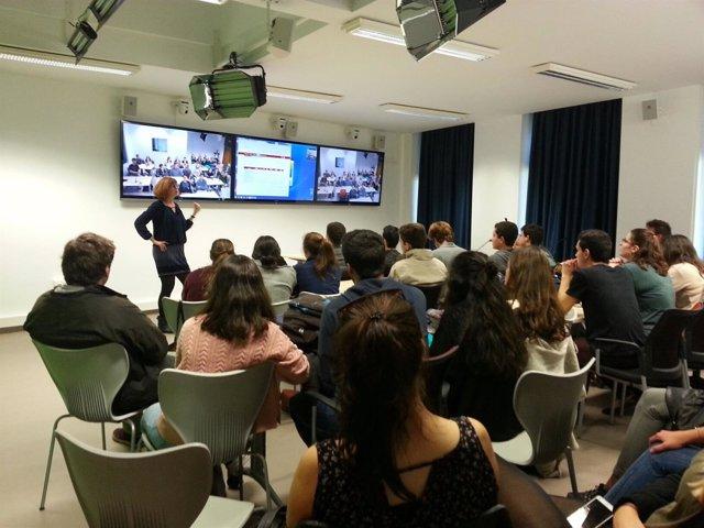 'Simulando Empresas Con Alumnos Americanos', Nuevo Proyecto De Innovación Docent