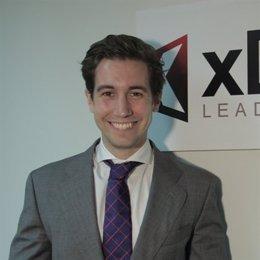 Daniel Alvarez, manager institucional de X Open Hub con sede en Londres