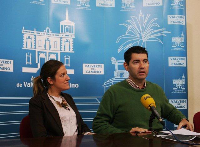 Cristina Losada y Manuel Cayuela
