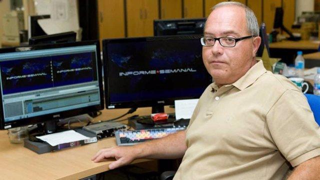 El periodista Ignacio Moreno Blond