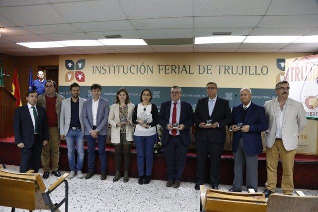 Informacion Y Foto 16 Premios Agroganadera 2016