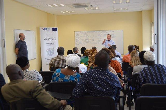 Reunión del Foro sobre Inmigración de Roquetas de Mar