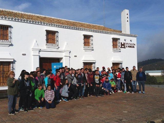Nota Y Fotos Encuentro Juvenil En El Medio Natural