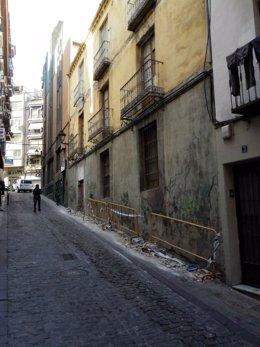 Calle Ruiz Romero de Jaén