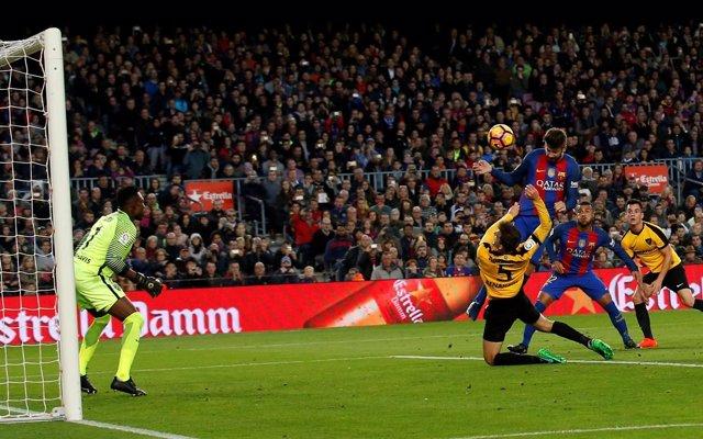 FC Barcelona - Málaga CF