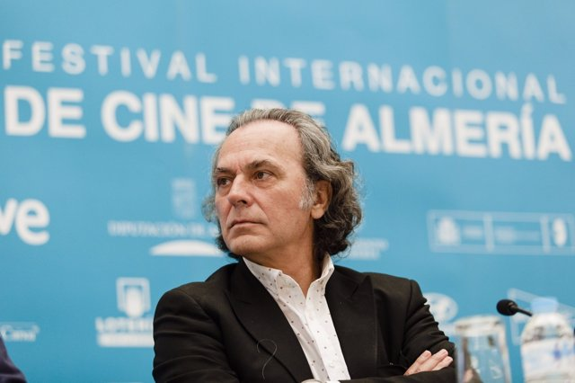 Jose Coronado habla de sus rodajes en Almería y de la salud del cine.