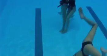Este es el impresionante 'Mannequin Challenge' del equipo español de...