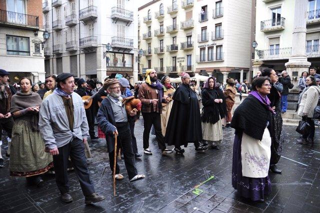 Mercado Modernista en Teruel.