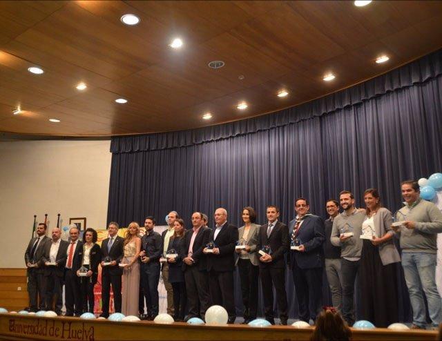 Premio del Consejo de Protección de la Infancia a la Diputación de Huelva