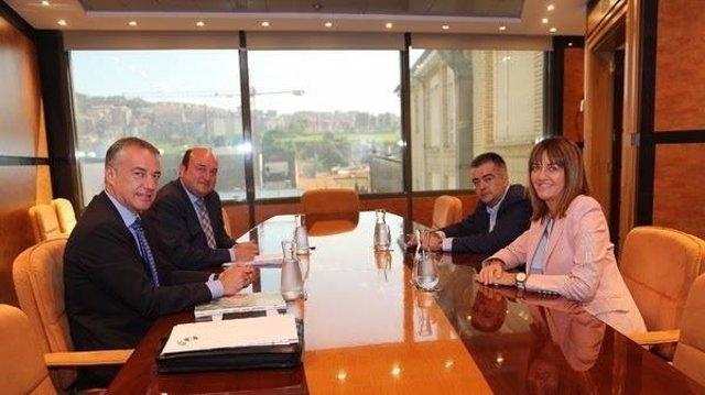 Acuerdo entre PNV y PSE-EE