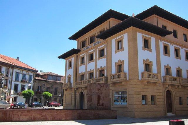 Teatro Riera En Villaviciosa