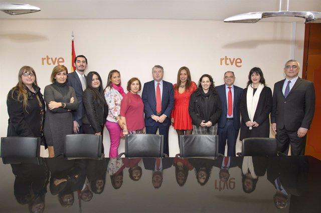 RTVE Organiza La III Convención De Canales De Televisión Española En América