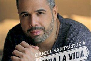 El cantante Daniel Santacruz realiza una gira por Latinoamérica y Europa