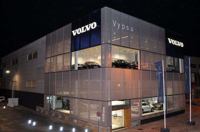 Concesionario de Volvo en Málaga