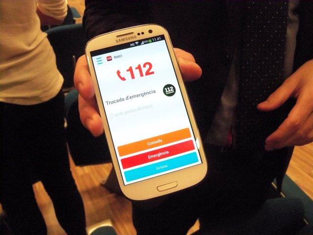 App 'My112' para víctimas de violencia machista