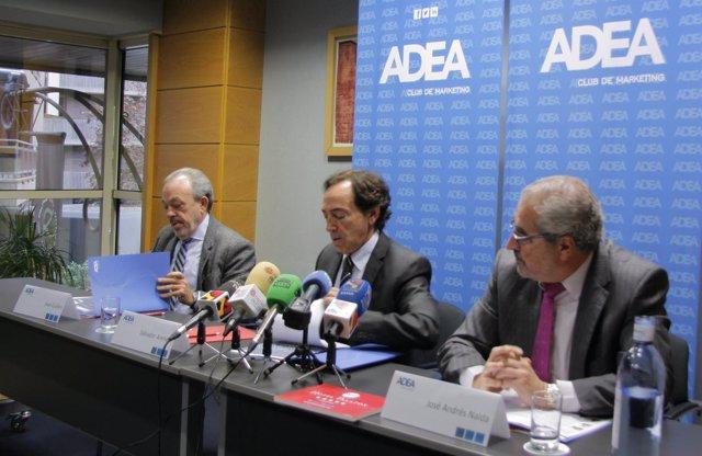 Presentación de los premios ADEA.