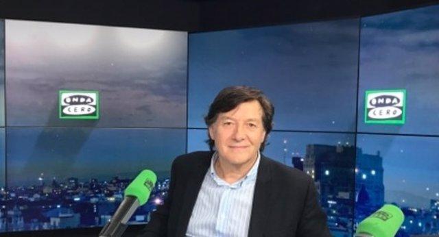 José Ramón Lete, presidente del CSD en Onda Cero