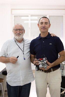 Javier Arlegui y Alfredo Pina