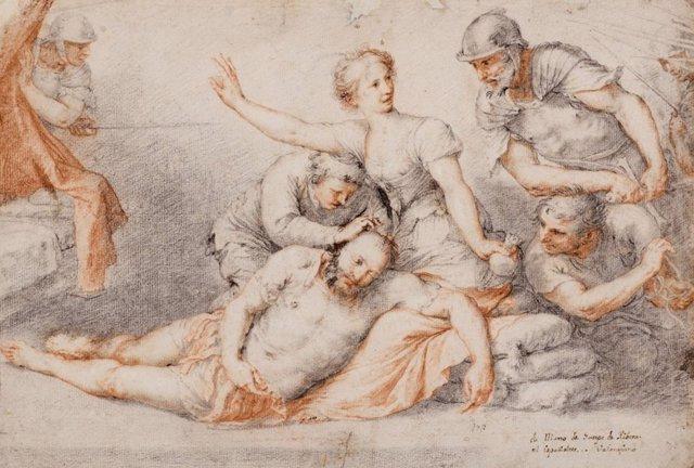 La muestra 'Ribera, maestro del dibujo'