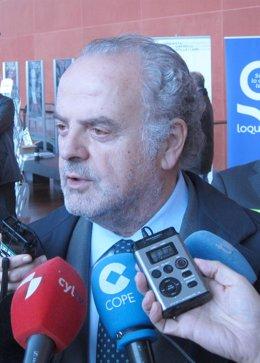 El presidente de la Fundación Santillana, Ignacio Polanco