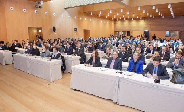 Jornada de presentación de la Estrategia celebrada en Baluarte