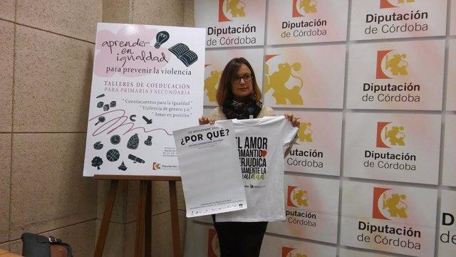 Guijarro presenta las distintas iniciativas con motivo del 25N