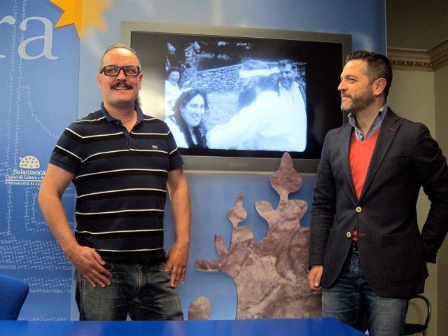 Gabriel Velázquez y Julio López