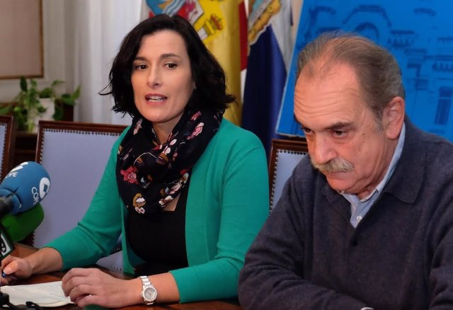 Gema Igual y Ramón Saiz-Bustillo