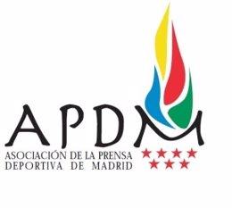 Logo de la Asociación de la Prensa Deportiva de Madrid