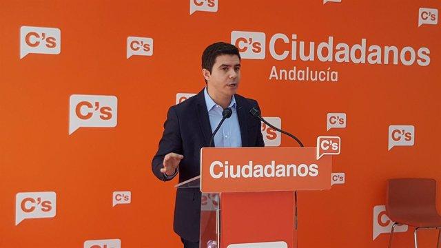 Ciudadanos (CS)| Audio E Imágenes De La Rueda De Prensa Ofrecida Por Sergio Rom