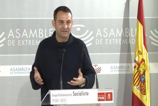 Jorge Amado, diputado socialista