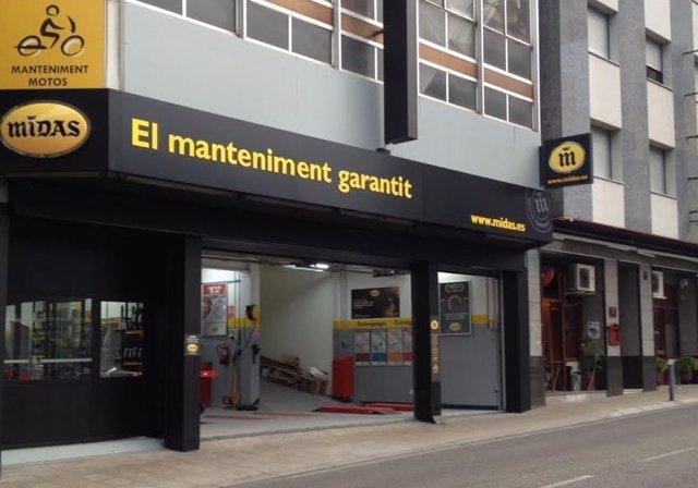 Nuevo taller de Midas en Andorra