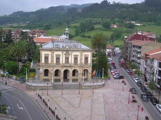 Ayuntamiento de Villaviciosa.