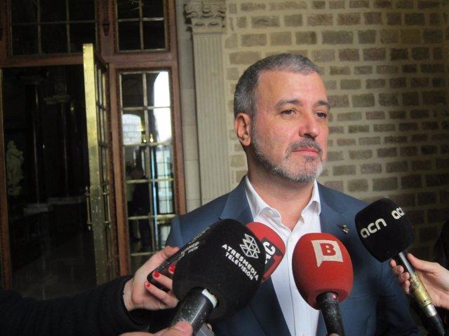 El teniente de alcalde de Barcelona Jaume Collboni